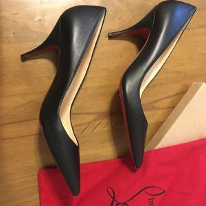 Christian Louboutin Clare Pointy Toe Pump